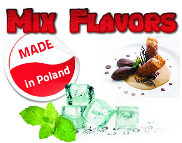Тонизирующие и десертные ароматы MF