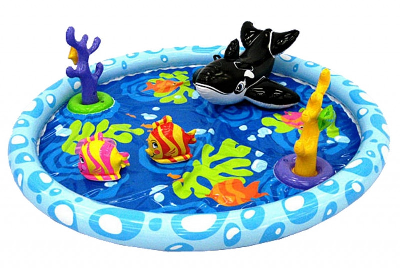 Игровой центр Intex 57448 Океан