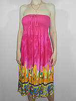 Легкие сарафаны летние женские размер М-XL