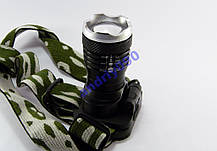 Налобный фонарик BL POLICE 6809 20000W ОРИГИНАЛ, фото 3