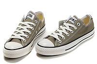 Кеды Converse Chuck Taylor All Star Low Grey, фото 1