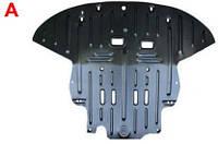 Защита картера MERCEDES-BENZ ML v-2.7; 3.2; 3.5; 4.0TD; 5.5 кузов W163 c 1998-2005 г.