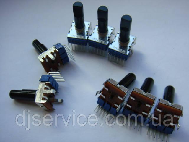 Потенциометр ALPS 18mm 103b  (10kb) для Numark NV