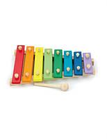 """Игрушка Viga Toys """"Ксилофон"""", детский деревянный ксилофон"""