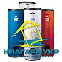 """Комбинированный бойлер Reflex AF 200/1-M (белый), 1½"""",обшивка дермантин"""