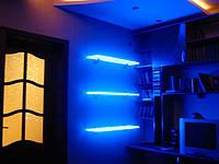Светодиодная подсветка полок