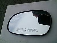 Стекло левого зеркала с подогревом Daewoo Lanos ЗАЗ Ланос ЗАЗ Сенс (большое, Т150)