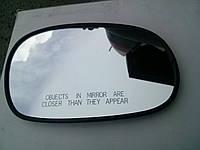 Стекло правого зеркала с подогревом Daewoo Lanos ЗАЗ Ланос ЗАЗ Сенс (большое, Т150)