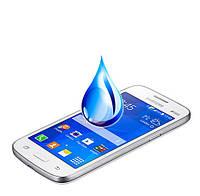 Восстановление чистка ремонт после попадания влаги, воды, жидкости для Samsung core 2 LaFleur Max