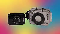 Спортивный видеорегистратор+подводный бокс S020-F5