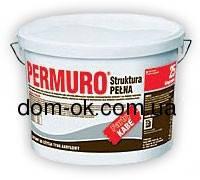 Permuro- акриловая штукатурка  Permuro-  короед 2,0 мм.