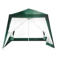 Садовий павільйон-шатер з москітною сіткою