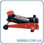 Домкрат гидравлический подкатной 3т GT0121 Intertool высота 135-500мм