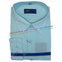 Рубашка для мальчиков д/р Vov6-2 коттон 9 шт (6-14 лет)