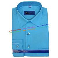 Рубашка для мальчиков д/р Vov6A-2 коттон 9 шт (6-14 лет)