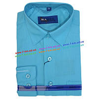 Рубашка для мальчиков д/р Vov6A-8 коттон 9 шт (6-14 лет)