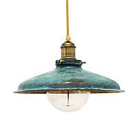 Светильник подвесной купол Loft Steampunk [ Pendant Brass ]