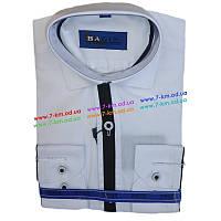 Рубашка для мальчиков д/р Vov73-1 коттон 9 шт (6-14 лет)