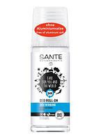 Sante Био-Дезодорант роликовый 24часа защита, 50мл 4025089079675