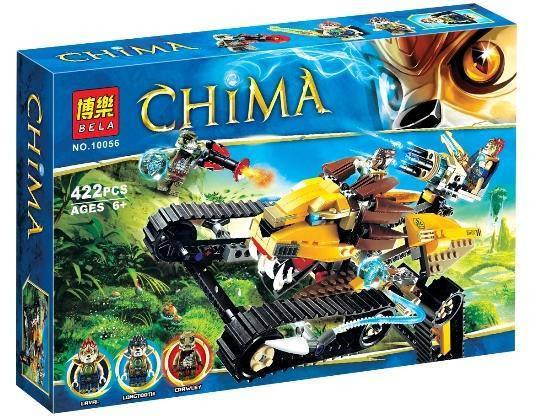 Конструктор Chima великий, фото 2