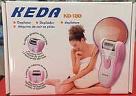 Эпилятор «Keda 180» с насадкой для пиллинга.
