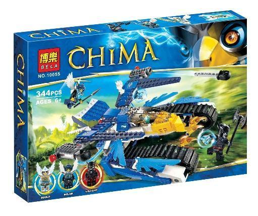 Конструктор CHIMA в коробці