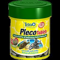 Tetra PLECO 275 /85гр - кормовые таблетки для травоядных рыб