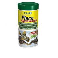 Tetra PLECO Multi Wafers (Algae Wafers) 250ml - растительный корм для аквариумных рыб