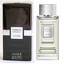Оригінальна чоловіча туалетна вода Lalique Hommage a l'homme , 50 ml NNR ORGAP /02