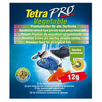 Tetra PRO Algae (Vegetable) 12гр. - корм для всех видов декоративных рыб