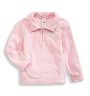 Флисовый пуловер на молнии от тм C&A Германия