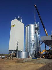 Зерносушилка шахтная NDT 3-1 (Neuero)