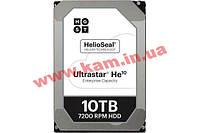 """Жесткий диск Hitachi (HGST) Ultrastar He10 10TB 7200rpm 256MB HUH721010AL5204_0F27354 3.5"""" (0F27354)"""