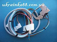 Микропереключатель с держателем и проводкой в сборе 607470 Westen Energy, Baxi Eco, фото 1