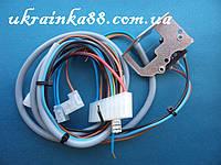Микропереключатель в сборе с  держателем и проводкой Baxi Eco, Westen Energy, фото 1