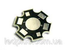 Подложка алюминиевая для светодиодов 1Вт, 3Вт
