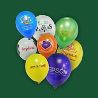 Надувные шары с логотипом