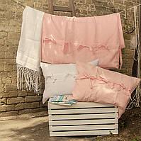 2-х спальный постельный комплект из льна