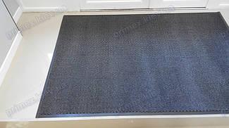 Обрамление грязезащитного ковра резиновым кантом
