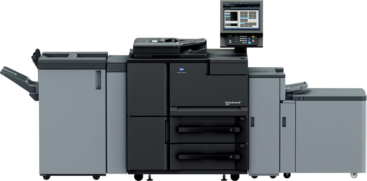 KONICA MINOLTA bizhub PRO 1100  (копир/сканер/дуплекс/ARDF)