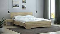 """Кровать из массива ясеня """"Борнео"""""""