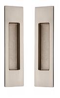 Ручки для раздвижных дверей MVM SDH-2 SN/CP - матовый никель/хром, фото 1