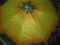 Пляжный зонт с наклоном 2.2 м