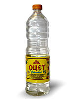 Уксус Оцет водний розчин оцтової кислоти 9%