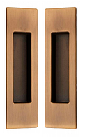 Ручки для раздвижных дверей MVM SDH-2 MACC - матовая бронза, фото 1