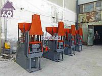 Гидравлические пресса для производства строительного материала