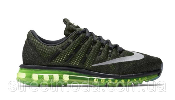 b3bb21779242 Кроссовки мужские Nike Air Max 2016 43-27.5см. - Интернет-магазин