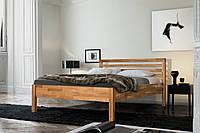 """Кровать из массива дерева """"Розанна"""""""