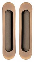 Ручки для раздвижных дверей MVM SDH-1 PCF - полированная бронза, фото 1