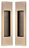 Ручки для раздвижных дверей MVM SDH-2 AB - старая бронза